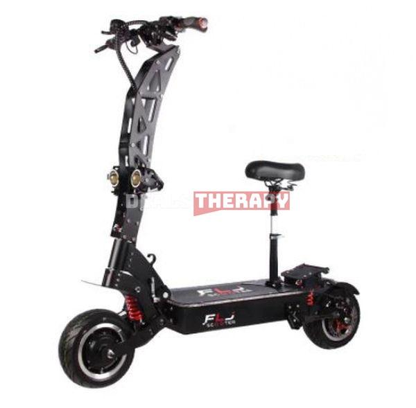 FLJ 6000W Dual Motor Electric Scooter - Aliexpress