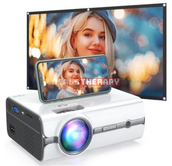 VANKYO Leisure D10WQ Mini WiFi Projector - Aliexpress