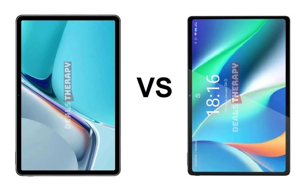 HUAWEI MatePad 11 vs BMAX MaxPad I11