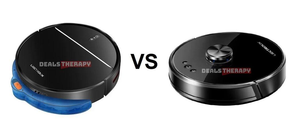 LIECTROUX M7S Pro vs LIECTROUX XR500