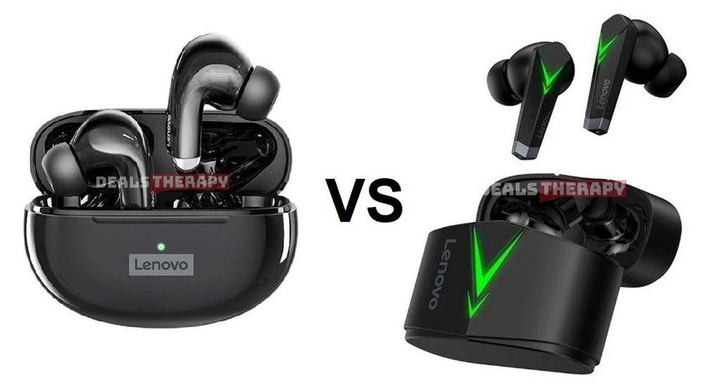 Lenovo LP5 vs Lenovo LP6