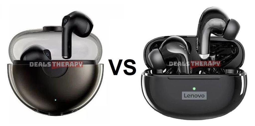 Lenovo LP80 vs Lenovo LP5