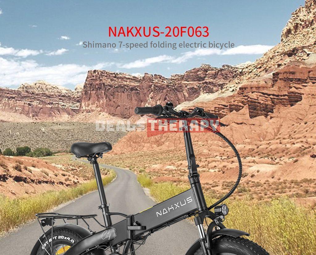 NAKXUS 20F063