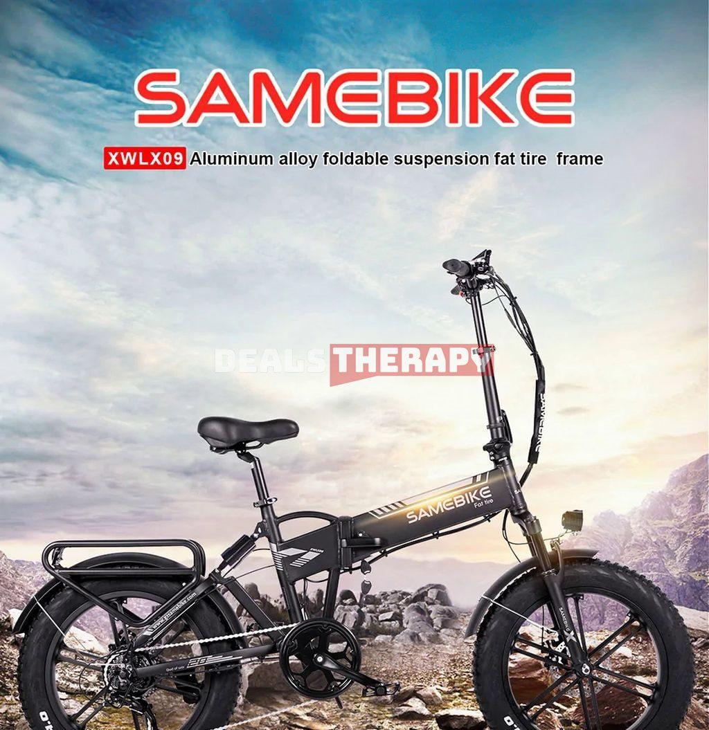 SAMEBIKE XWXL09