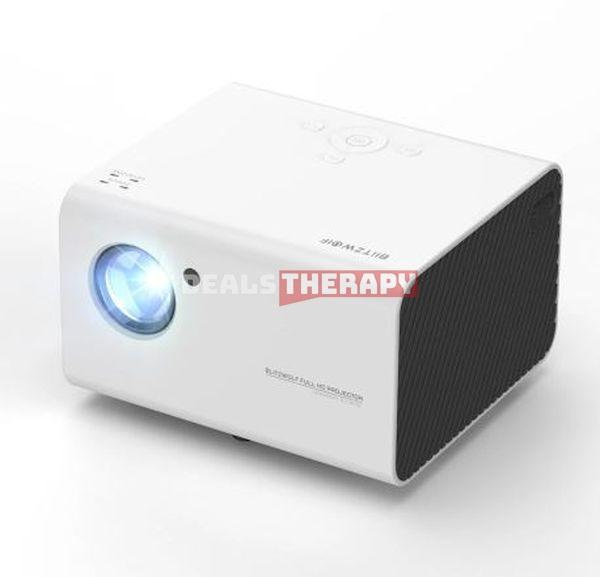 BlitzWolf BW-VP14 1080P WIFI Projector - Banggood