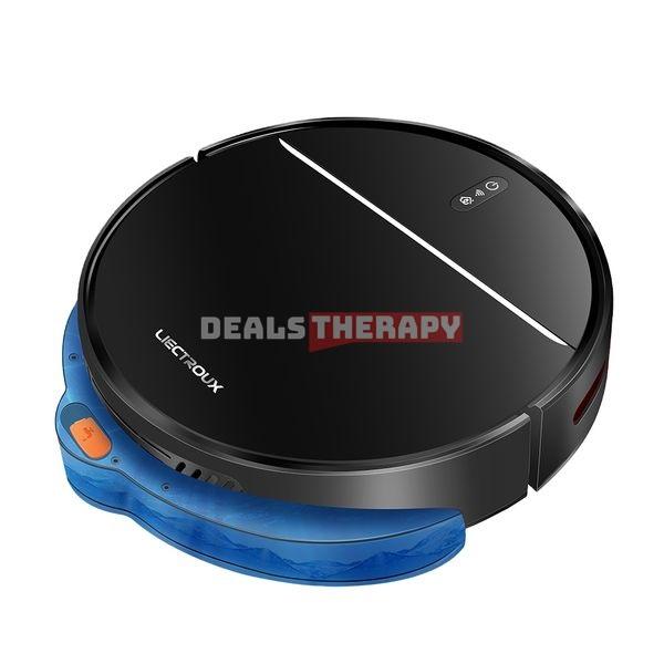 LIECTROUX M7S Pro Auto Robot Vacuum Cleaner - Alibaba