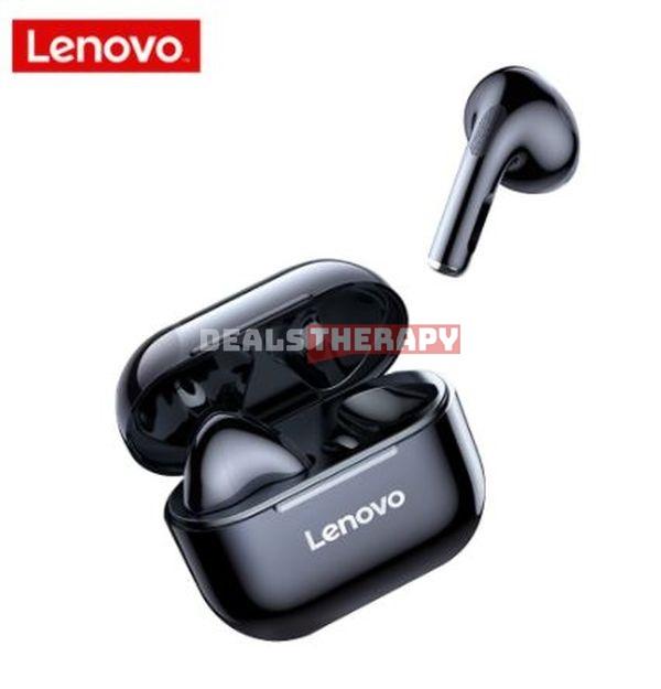 Original Lenovo LP40 wireless headphones - Aliexpress