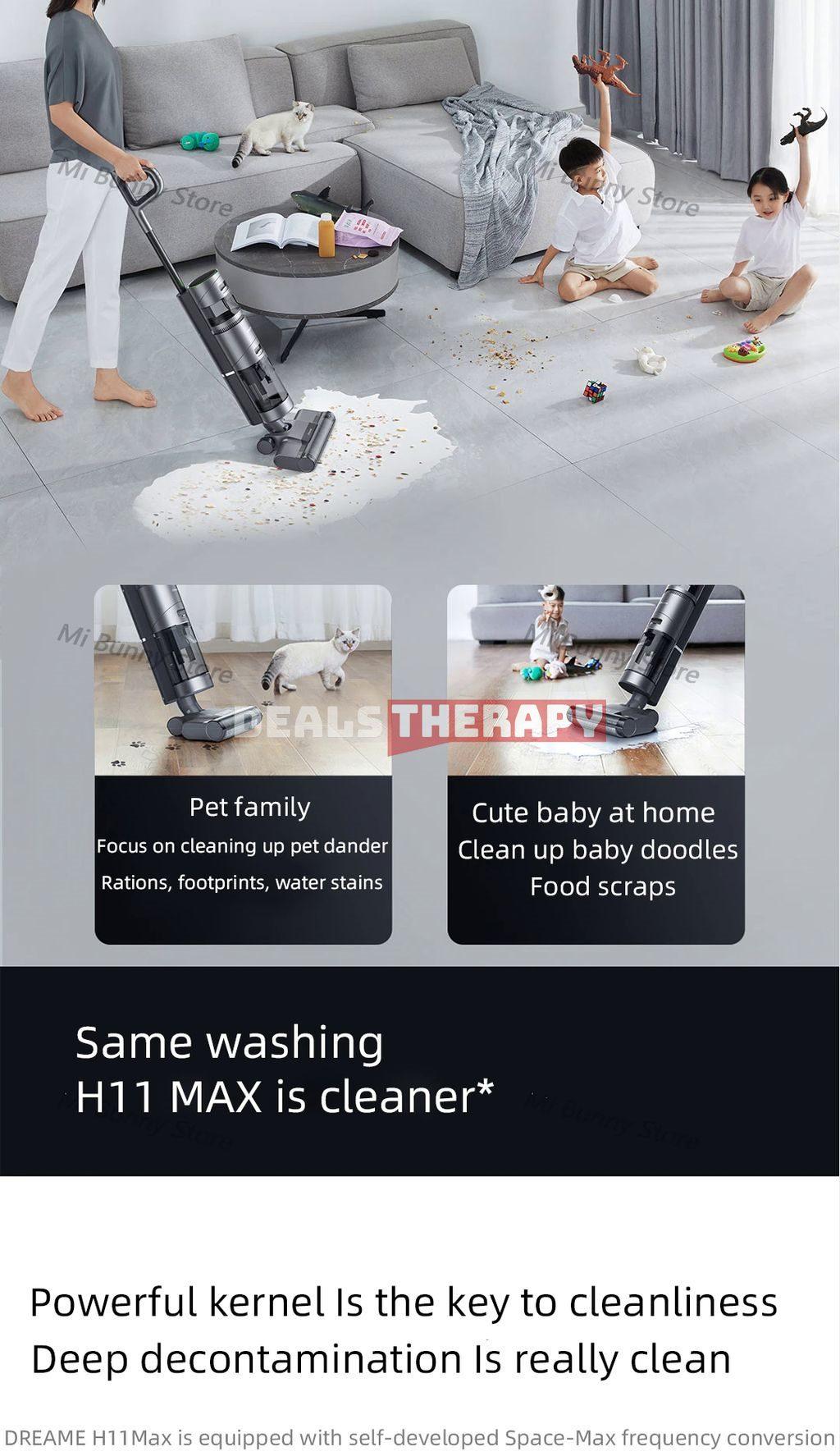 Dreame H11 MAX