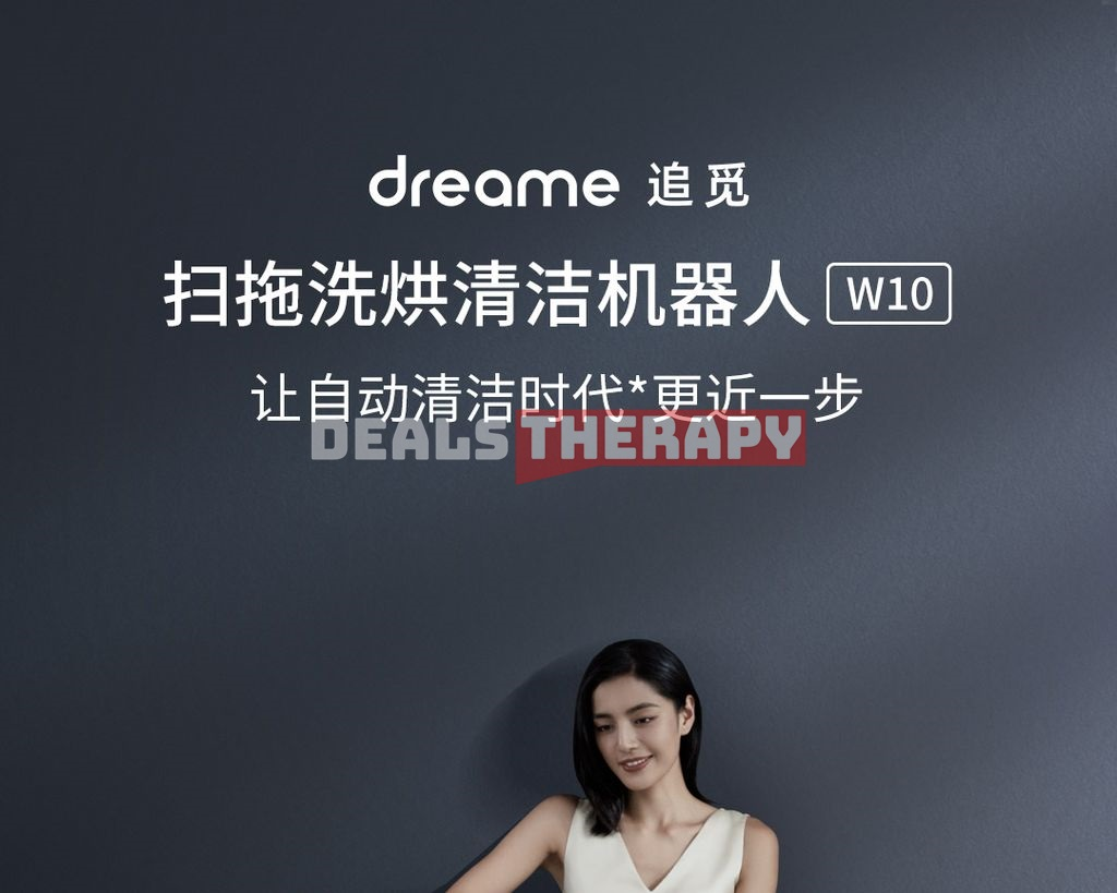 Dreame W10