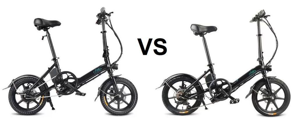FIIDO D3 vs FIIDO D3S