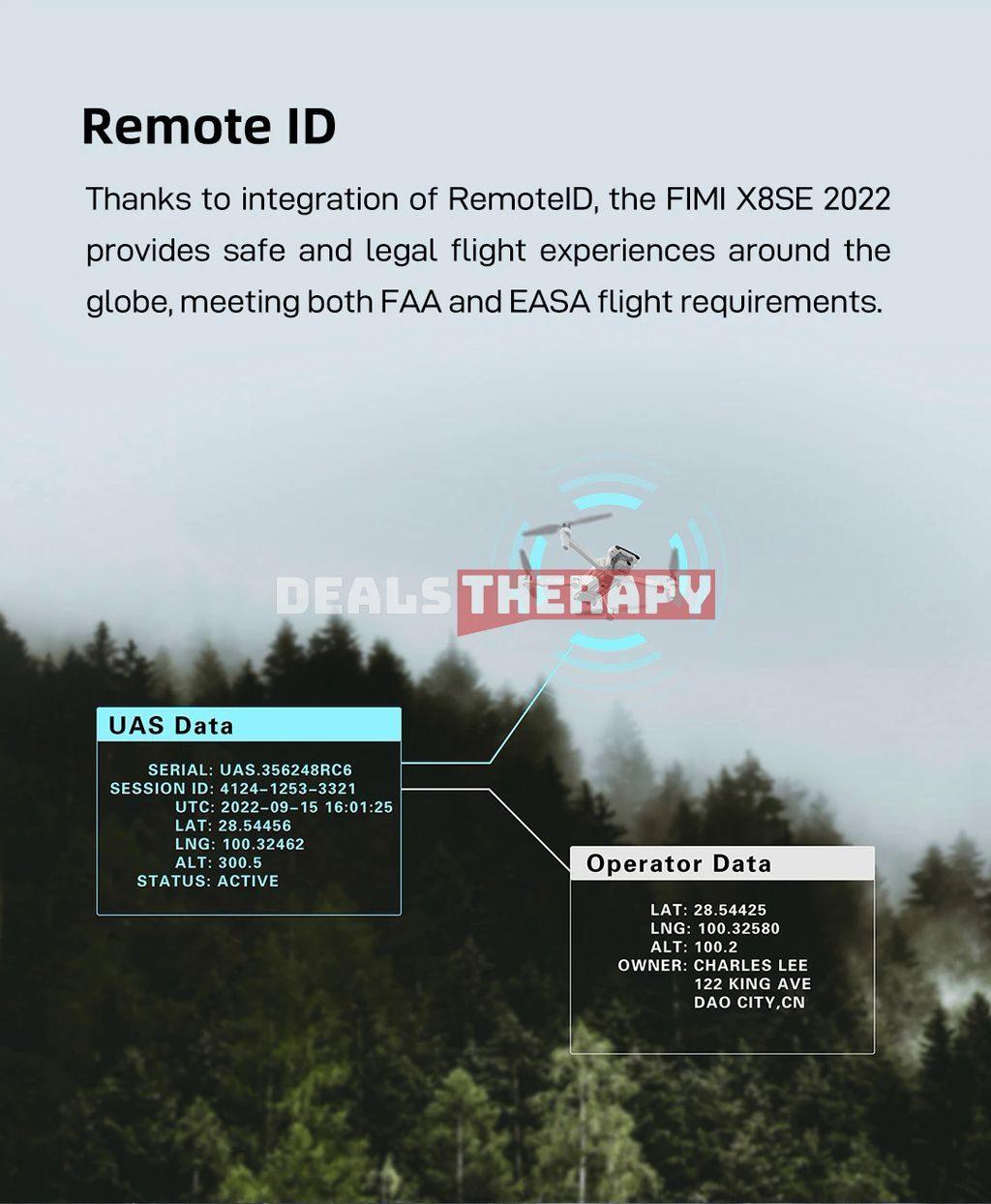 FIMI X8SE 2022