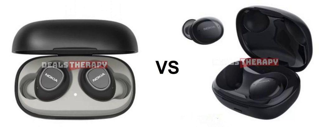 Nokia E3100 vs Nokia TWS-411