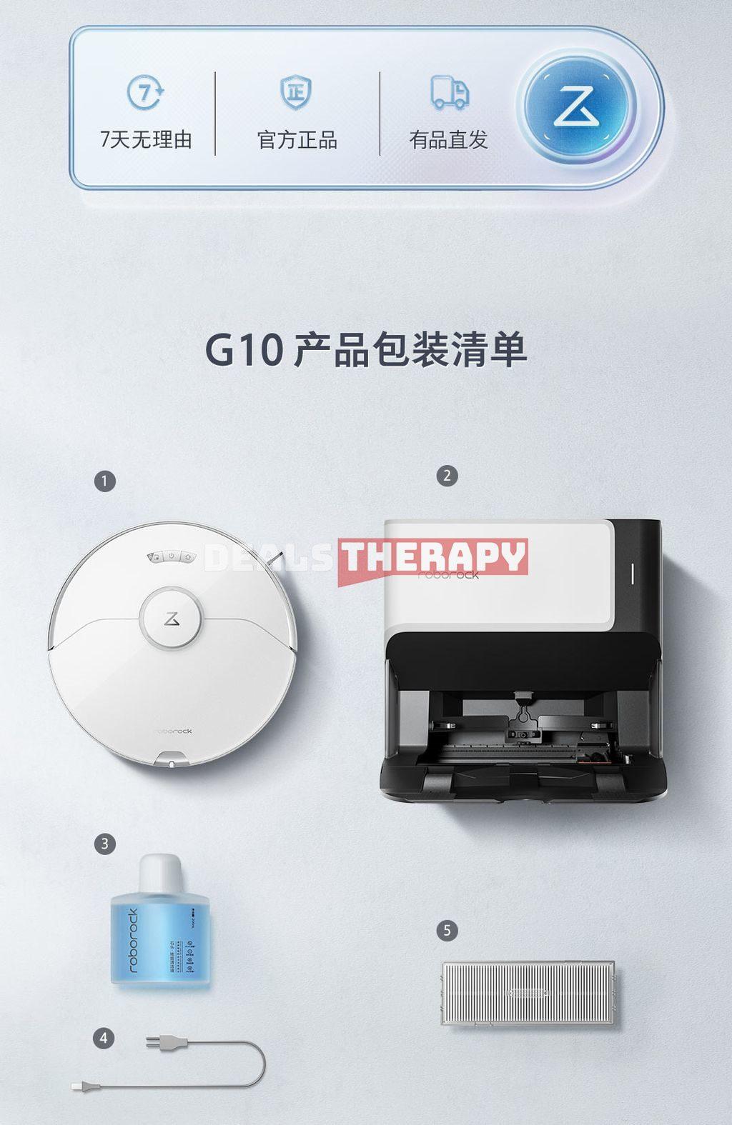 Roborock G10