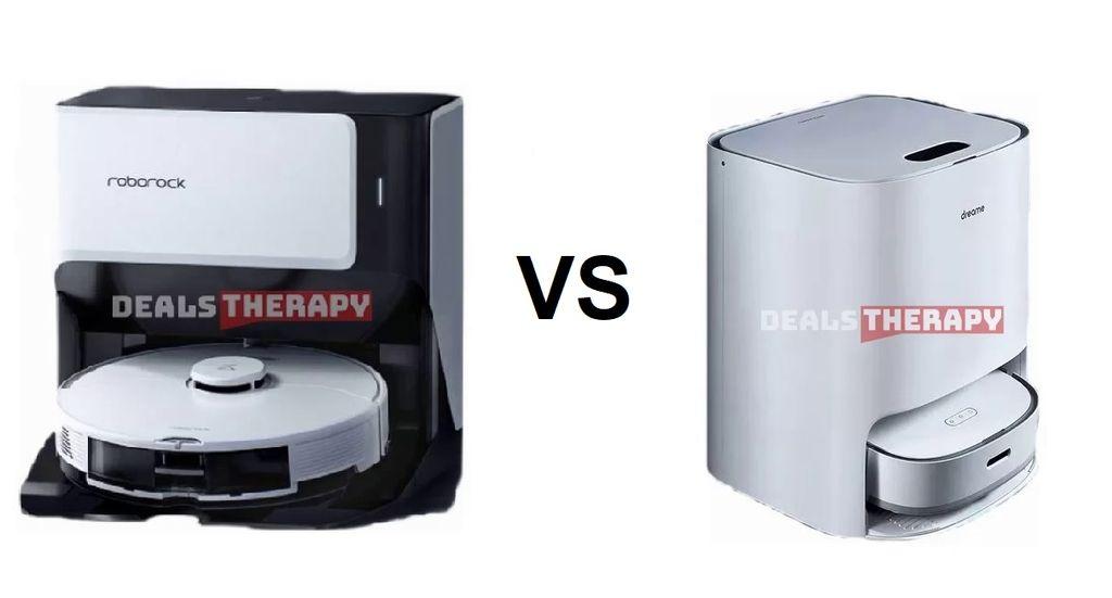 Roborock G10 vs Dreame W10