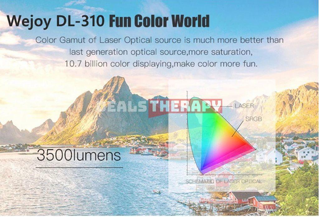 Wejoy DL-310