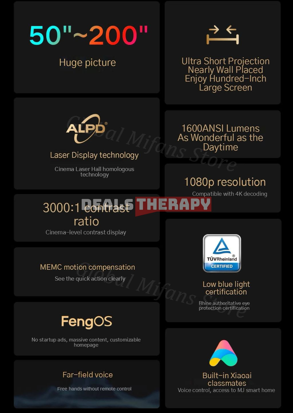 Xiaomi Fengmi R1