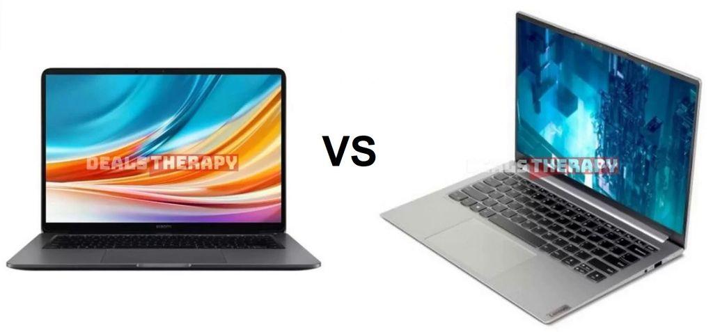 Xiaomi Mi Notebook Pro X 14 vs Lenovo Xiaoxin Pro 14