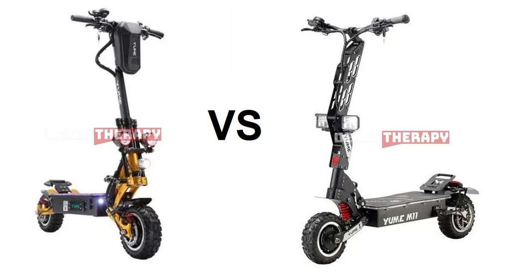 YUME X11 vs YUME M11