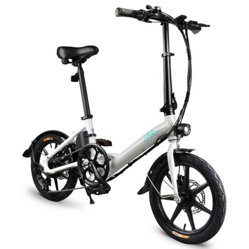 Fiido D3 Mini Electric Bike - Aliexpress