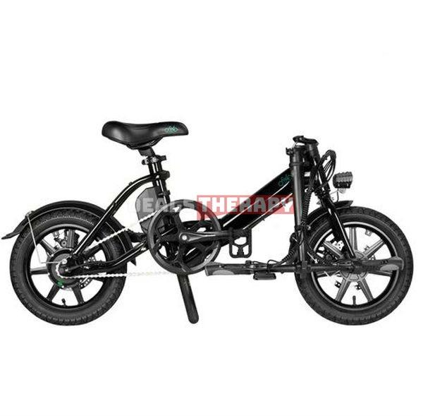 FIIDO D3 Pro Folding Electric Moped Bike - Geekbuying