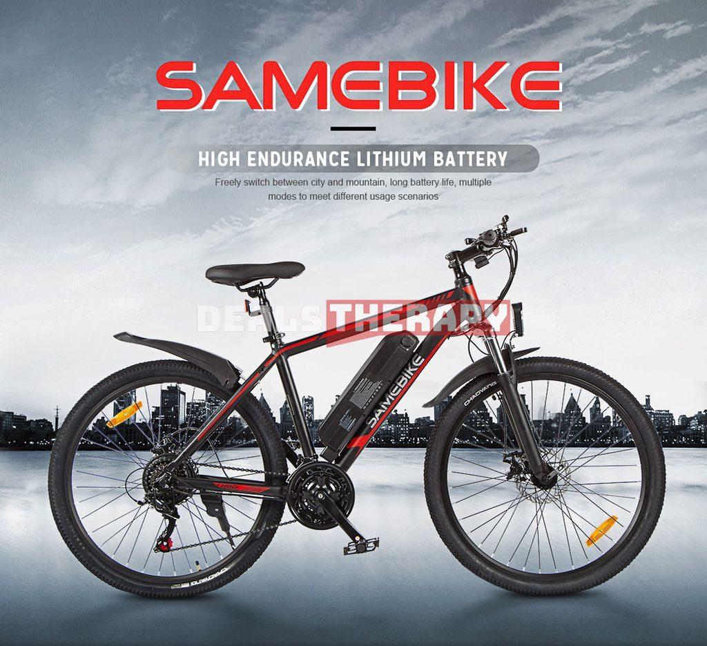 SAMEBIKE SY26